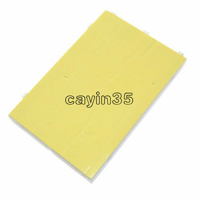 1PCS Mini Prototype Solderless self-adhensive Breadboard 400 Contacts 3