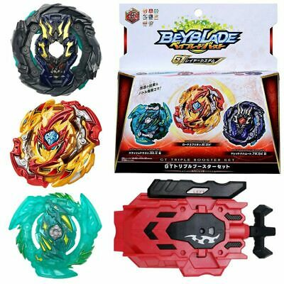 Beyblade Burst B-149 GT Triple Booster Set Three Pairs of Three Pairs