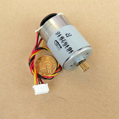 RS-385 Motor DC 12V-24V 5300RPM-10800RPM With Speed Feedback/Encoder Disk/Gear S 12
