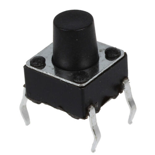 10pcs 6x6x8mm Tactile Tact Push Button Micro Switch Momentary TY PRP FG 4
