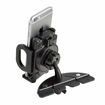 CD Slot Mobile Phone Holder for In Car Universal Stand Cradle Mount GPS iPhone 4