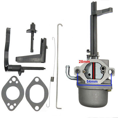 Replacement Carburetor Carb Kit for Briggs & Stratton 699966 697978 591378 Model 4