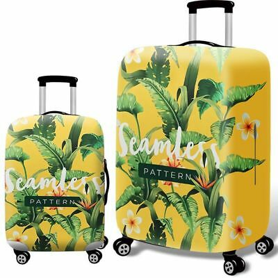Travel Luggage Suitcase Cover Case Elastic Dustproof Antiscratch Protector 18~32 12