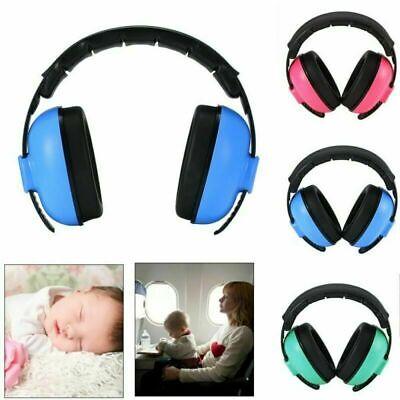 Kids Baby Folding Ear Defenders Noise Reduction Protectors Children Adjustable 5
