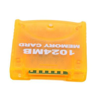 1024MB Memory Card for the Nintendo Gamecube Wii 5