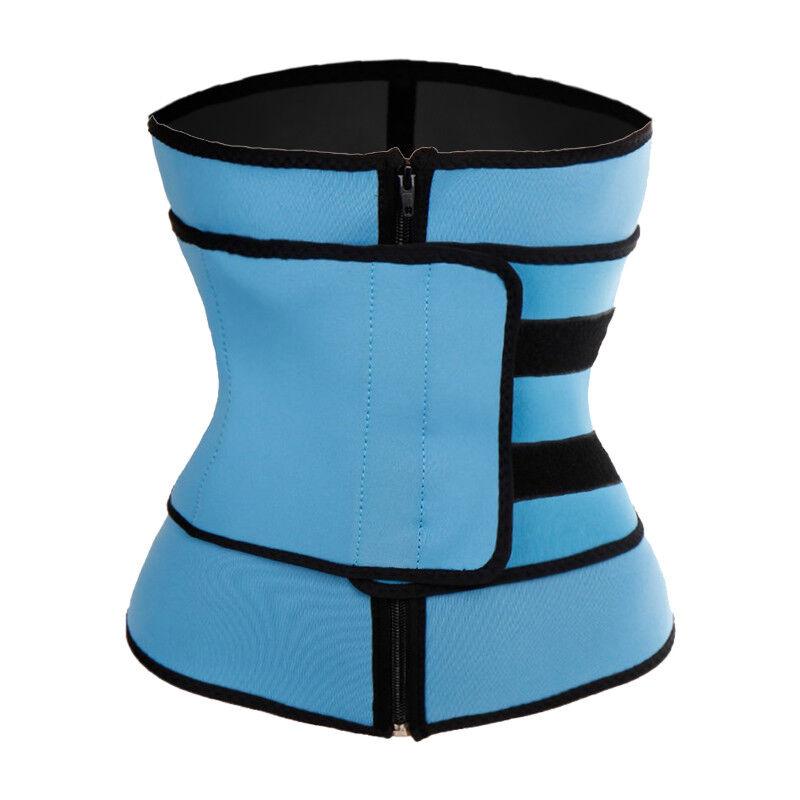 Waist Trainer Cincher Tummy Control Body Shaper Corset Slimming Belt Sport Wrap 7