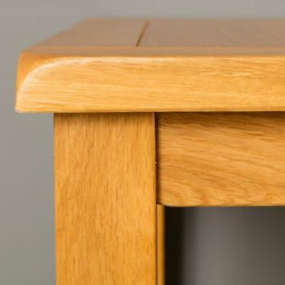 Poldark oak lamp table light oak small side table small oak 5 of 9 poldark oak lamp table light oak small side table small oak coffee table aloadofball Image collections