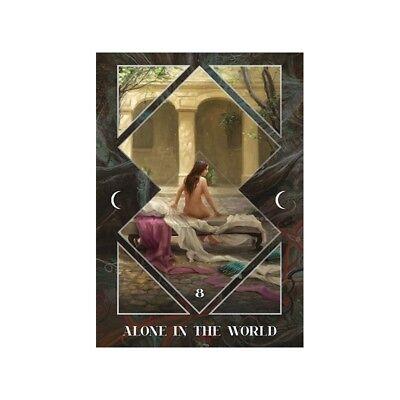 Dark Mirror Oracle Card Deck Laura Swa Lo Scarabeo New 4