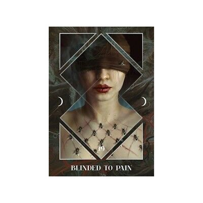 Dark Mirror Oracle Card Deck Laura Swa Lo Scarabeo New 5