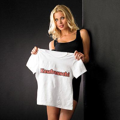 T Shirt Folien: 32 T-Shirt Transferfolien für weiße Textilien A4 Inkjet