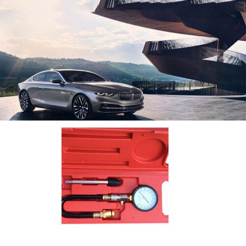 AUTOMOTIVE CAR Cylinder PETROL ENGINE COMPRESSION TEST TESTER KIT REPAIRING TOOL