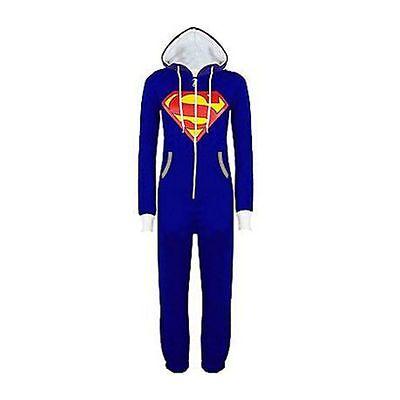 separation shoes ffeb7 7b417 UNISEX DAMEN HERREN Jumpsuit Overall Schlafanzug Trainingsanzug Batman  Superman