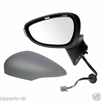 Fits Peugeot 308 14 Door Mirror Indicator Right Drivers Offside Rh Os