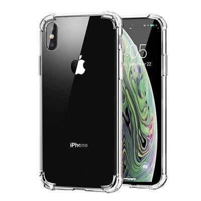 Antichoc Bumper Coque + Verre iPhone 11 Pro MAX XS XR / Silicone Case Protection 2