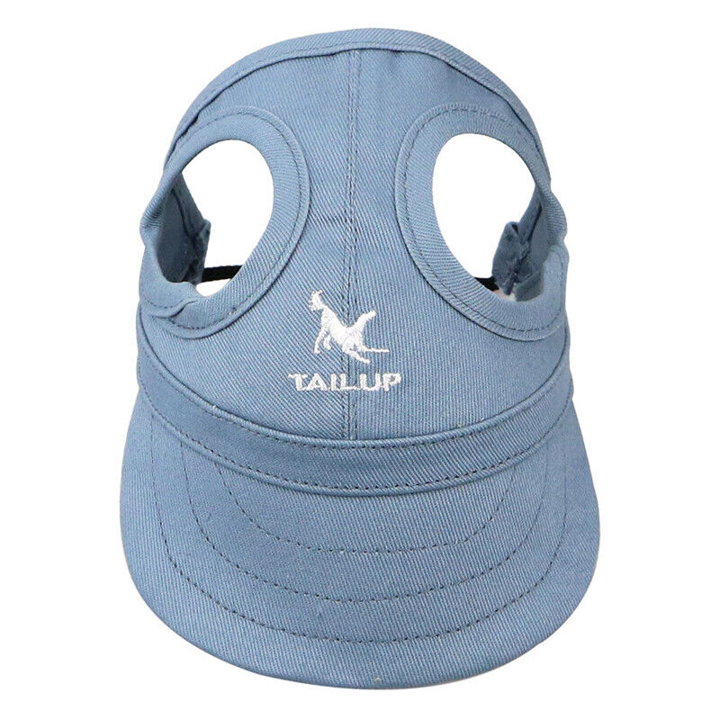 Pet Small Large Dogs Summer Outdoor Travel Baseball Sun Protection Hat Cap 9