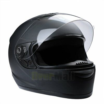 2019 Safety DOT Motorcycle Full Face Helmet Motorbike Racing Sports M / L / XL 6