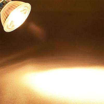 5W COB warmweiß 400lm Strahler Birne Spot 12V Lampe 10 x MR16 LED Leuchtmittel
