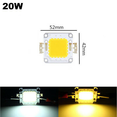 10W 50W 100W LED Lamp Light COB SMD Bulb Chip 20W 30W 70W High Power DIY 12-36V 7