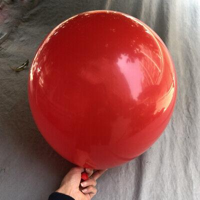18inch Colorful Big Latex Balloons Wedding Balloon Birthday Party Decor 11