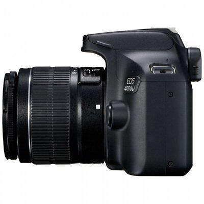 Canon EOS 4000 D DSLR-Kamera und EF-S 18-55mm f/3.5-5.6 III Objektiv uns IT*1 3