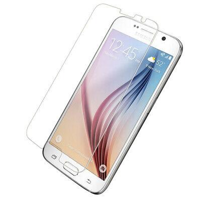 Vitre Film Protection Verre Trempé Samsung Galaxy S9/S8/A3/A5/A6+ J3/J5/J6 Plus 6