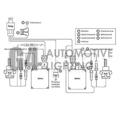 NEW H4 9003 HID Relay Harness 12V 35W/55W Bi-Xenon Hi/Lo H/L ... H Hid Relay Wiring Diagram on h4 plug diagram, h4 wiring lamp, h4 wiring diy, h4 bulb wiring-diagram, h4 to h13 wiring, h4 bulb wiring brights, h4 wiring with diode, h4 wiring-diagram relay,