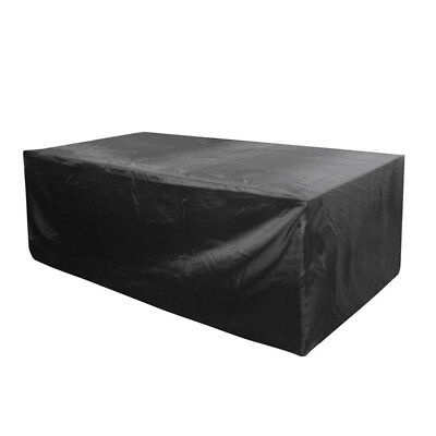 Garden Patio Furniture Bench Lounger Covers Waterproof Rattan Cube Table Outdoor 6