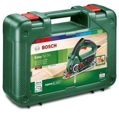 Bosch NanoBlade-Säge EasyCut 50 inkl.Wood Basic Blade und Koffer