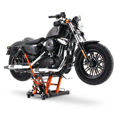 RB Motorradständer Hydraulisch für Harley Davidson Dyna Fat Bob FXDF