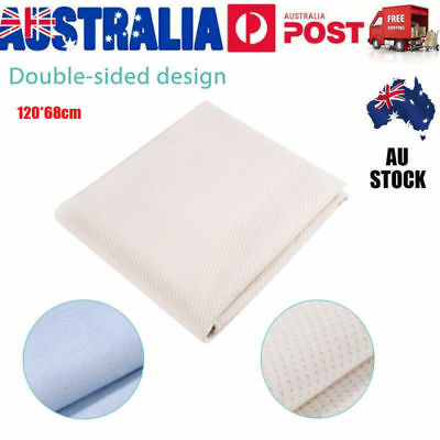Washable Waterproof Incontinence Bed Pad Elderly Kids Mattress Protector Pad Mat 8