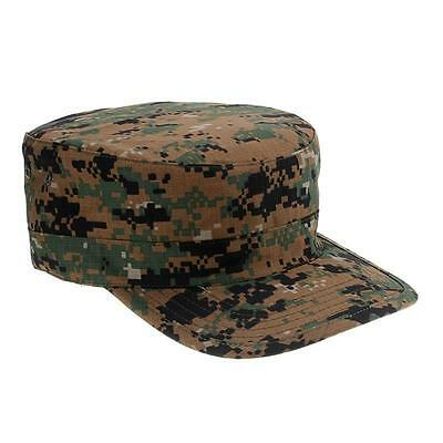 25e67569905ad3 ... Camouflage Mens Military Hat Army Ranger RipStop Patrol Fatigue Cap  Combat Hats 2