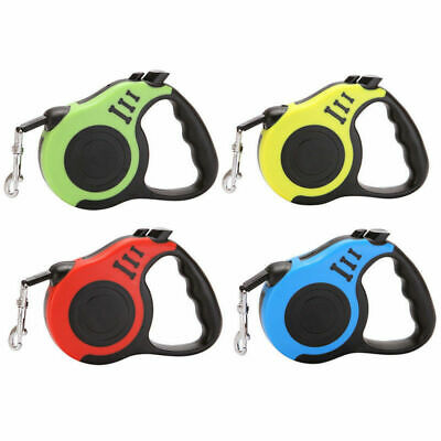 16ft Automatic Retractable Dog Leash Pet Collar Automatic Walking Lead FreeLeash 2