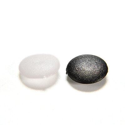 White bifix Press-Fit Pozi Tête De Vis Couvre Caps Choisir Pack taille 50 ou 100