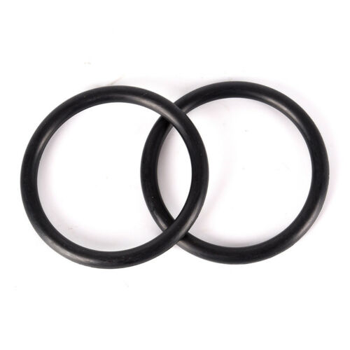 4Pcs Rubber O-Ring FastenerKit High Strength Bumper Quick Release ReplacementGK 9