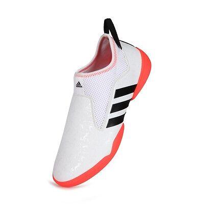 ADIDAS THE CONTESTANT Taekwondo Shoes Orange White ADI