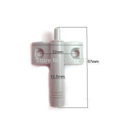 20pcs/lot Gray Kitchen Cabinet Door Drawer Soft Quiet Close Closer Damper 8