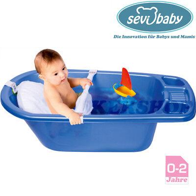 Baby BadeNetz mit Stützkissen Badesitz Einlage Badehilfe Badewannensitz Weiß 690