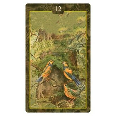 Lenormand Oracle Cards Deck Giordano Berti Esoteric Telling Lo Scarabeo New 3