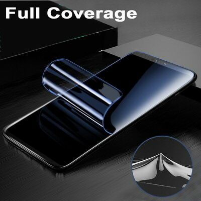 For Huawei P30 Pro Lite Full Cover Soft 9D Hydrogel TPU Screen Protector De jc 4