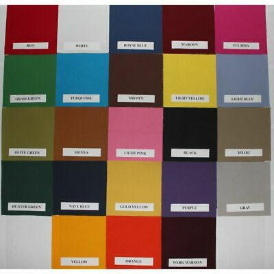 Set of 8 Cornhole Bags ACA Regulation Size Pick Your Colors Top Quality Handmade 6