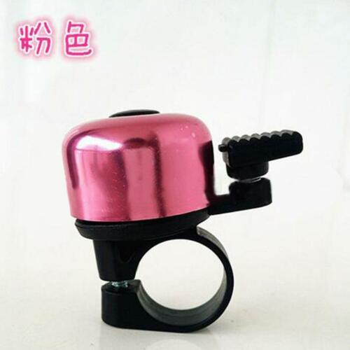 Metal Bicycle Bike Cycling Handlebar Bell Ring Horn Sound Alarm Loud Ring Safety 4