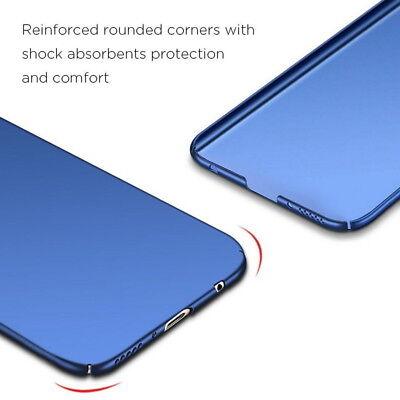 For Huawei P20 Lite Pro Plus P10 P9 Shockproof Matte Slim Hard Back Case Cover 9