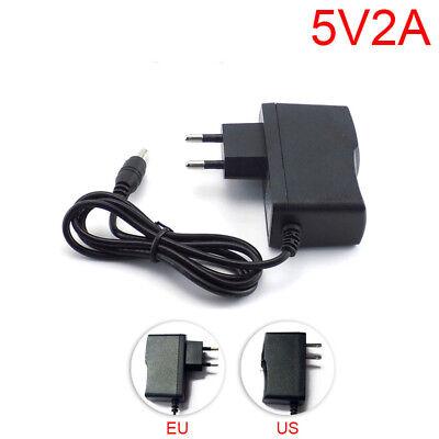 AC DC 5V 12V 9v 1A 2A 3A 0.5A Power Supply Adapter US EU Plug LED Strip light 3