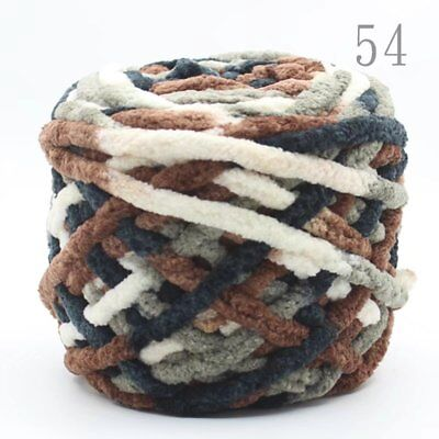 SALE Skeins 100G Super Soft Smooth DIY Chunky Yarn Crochet hand Knitting Wool 3