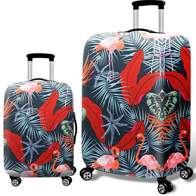Travel Luggage Suitcase Cover Case Elastic Dustproof Antiscratch Protector 18~32 4