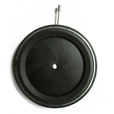 4-60MM Mechanical Iris Aperture Diaphragm Condenser Camera Module Parts 5