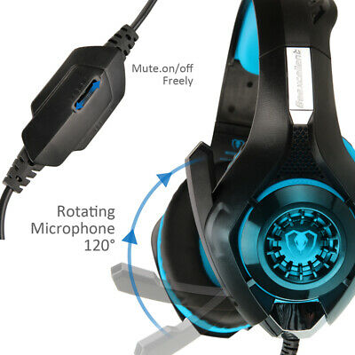 Stereo Headset Headphone Audio Game Adapter For Microsoft Xbox One Controller US 5