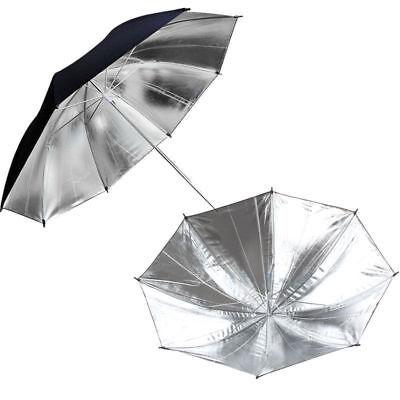 Fotostudio Set Hintergrundsystem Regenschirm Studioset 5X Hintergrundstoffs DHL