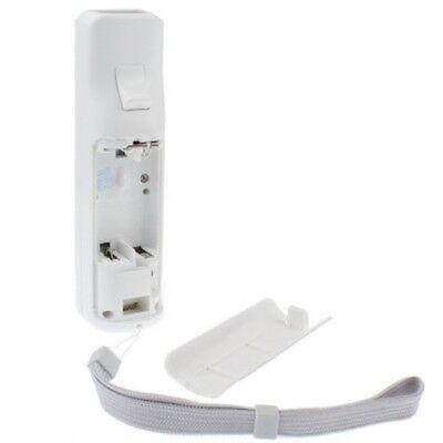 2 x Telecomando Wiimote per Nintendo Wii e Wii U + Stand Ricarica + Batteria 5