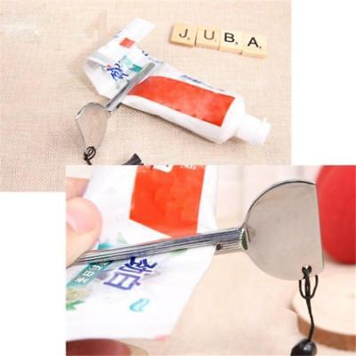 Tube Toothpaste Squeezer Keys, Metal Hair Dye Color Key Roller LH 4